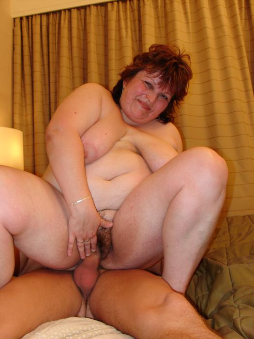 секс со своей толстой зрелой женой делает
